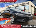 Used 2016 Chrysler 200 LX New Showcase Vehicle for sale in Abbotsford, BC