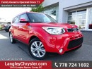 Used 2016 Kia Soul EX ACCIDENT FREE w/ BLUETOOTH, HEATED FRONT SEATS & REAR-VIEW CAMERA for sale in Surrey, BC