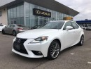 Used 2015 Lexus IS 250 PREMIUM PACKAGE for sale in Brampton, ON