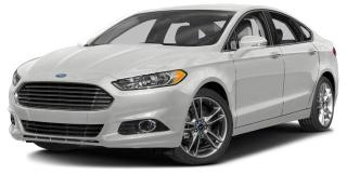 New 2016 Ford Fusion Titanium for sale in Surrey, BC