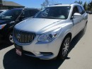 Used 2015 Buick Enclave LOADED CXL MODEL 7 PASSENGER 3.6L - V6.. LEATHER.. CAPTAINS.. THIRD ROW.. HEATED SEATS.. BLUETOOTH.. DUAL SUNROOF.. for sale in Bradford, ON