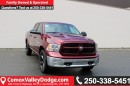 New 2017 Dodge Ram 1500 SLT BLUETOOTH, BACK UP CAMERA, TRAILER BRAKE CONTROL, PARK ASSIST for sale in Courtenay, BC