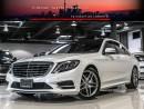 Used 2015 Mercedes-Benz S400 AMG|DTR+|PRE-SAFE BRAK|MASSAG|360CAM|BURMESTER|LOADED for sale in North York, ON
