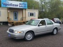 Used 2009 Mercury Grand Marquis LS Ultimate for sale in Whitby, ON