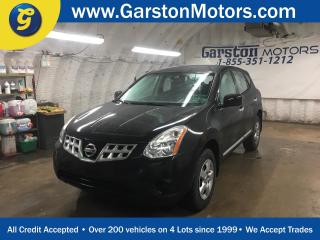 Used 2012 Nissan Rogue KEYLESS ENTRY*PHONE CONNECT*POWER WINDOWS/LOCKS/MIRRORS*SPORT MODE*TRACTION CONTROL*AM/FM/CD/AUX*CRUISE CONTROL* for sale in Cambridge, ON