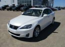 Used 2013 Lexus IS 250 Leather/Moonroof Package for sale in Renfrew, ON