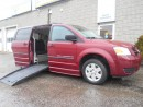Used 2010 Dodge Grand Caravan SE Wheelchair Accessible Side Entry Conversion for sale in London, ON