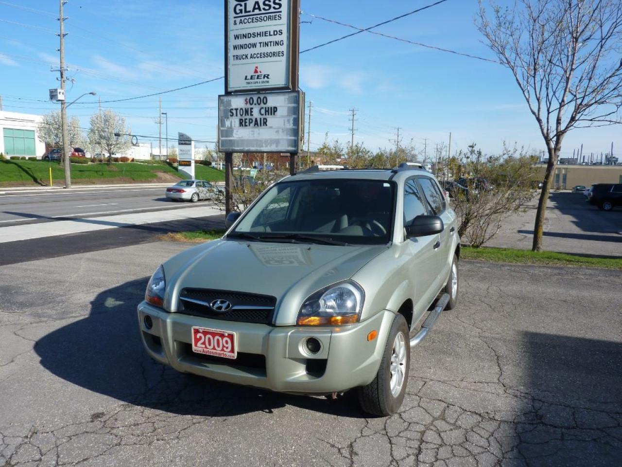 2009 Hyundai Tucson GL,LOW MILEAGE