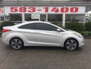 Used 2013 Hyundai Elantra Coupe GLS for sale in Port Dover, ON