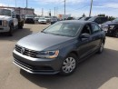 Used 2016 Volkswagen Jetta TRENDLINE + SEDAN for sale in Edmonton, AB