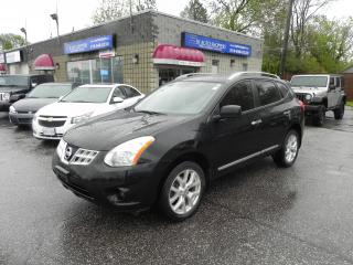 Used 2012 Nissan Rogue S * AWD * SUNROOF * CAMERA for sale in Windsor, ON