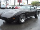 Used 1977 Chevrolet Corvette STINGRAY T-TOP for sale in London, ON