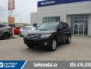 Used 2012 Hyundai Santa Fe Limited Sunroof Navigation for sale in Edmonton, AB