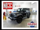 Used 2016 Jeep Wrangler WILLYS BLACK BEAR!!!!!!  RARE WRANGER!  FRESH TRADE!!!! for sale in Halifax, NS