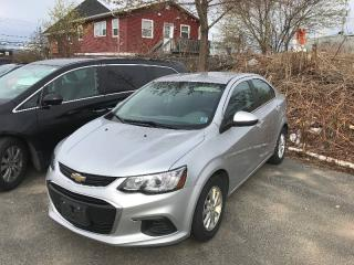 Used 2018 Chevrolet Sonic LT for sale in Halifax, NS
