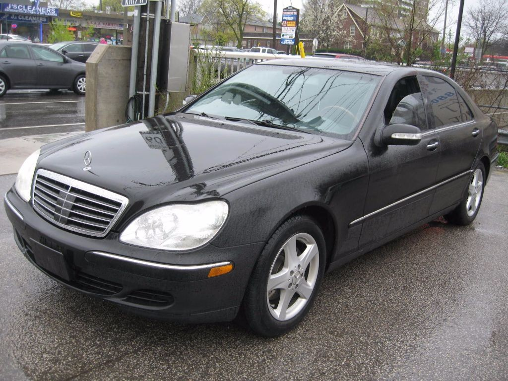 Used 2004 mercedes benz s class s 500 lwb for sale in for Mercedes benz scarborough