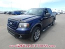 Used 2008 Ford F150 FX4 SUPERCREW 4WD 5.4L for sale in Calgary, AB