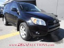 Used 2008 Toyota RAV4 LIMITED 4D UTILITY 4WD V6 for sale in Calgary, AB