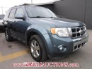 Used 2010 Ford ESCAPE LIMITED 4D UTILITY 4WD for sale in Calgary, AB