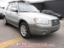 Used 2006 Subaru FORESTER  4D UTILITY AWD for sale in Calgary, AB
