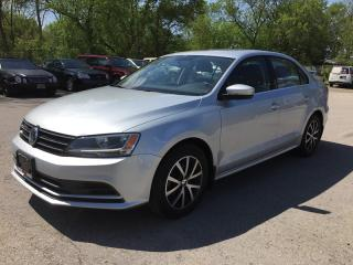 Used 2015 Volkswagen JETTA SE W/CONNECTIVITY * 1 OWNER * REAR CAM * SUNROOF for sale in London, ON
