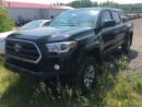 New 2017 Toyota TACOMA DOUBLE CAB/SR5/TRD BASE for sale in Kentville, NS