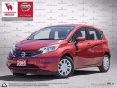 Used 2016 Nissan Versa Note SV Hatchback w/Power Windows/Locks/Mirrors + Keyless for sale in Etobicoke, ON