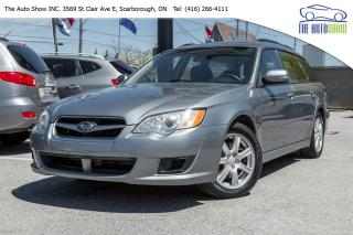 Used 2009 Subaru Legacy Wagon AWD SUPER CLEAN for sale in Caledon, ON