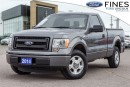 Used 2014 Ford F-150 STX - REGULAR CAB, 2WD, 3.73 AXLE for sale in Bolton, ON