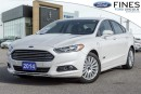 Used 2014 Ford Fusion Energi SE Luxury - LEATHER, NAVI, HEATED STEERING WHEEL for sale in Bolton, ON