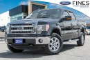 Used 2014 Ford F-150 XLT - XTR, REAR CAMERA, POWER PEDALS for sale in Bolton, ON