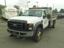 Used 2008 Ford F-550 Regular Cab 2WD DRW Diesel Dump Truck for sale in Burnaby, BC