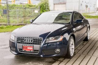 Used 2010 Audi A5 PRICE REDUCED! TIME TO GO! for sale in Langley, BC