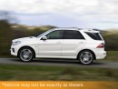 Used 2013 Mercedes-Benz ML-Class ML 350 BlueTEC 4MATIC, AMG Spo for sale in Winnipeg, MB