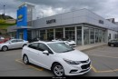 New 2017 Chevrolet Cruze LT Manual for sale in Kamloops, BC