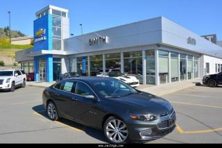 New 2017 Chevrolet Malibu Premier for sale in Kamloops, BC