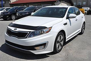 Used 2013 Kia Optima Hybrid Hybrid, Cam, Kia Certified for sale in Aurora, ON