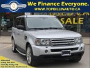 Used 2006 Land Rover Range Rover Sport Supercharged, Fully Loaded for sale in Concord, ON