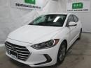 Used 2017 Hyundai Elantra GL for sale in North Bay, ON