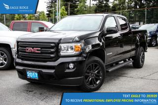 New 2017 GMC Canyon SLE Satellite Radio and Backup Camera for sale in Port Coquitlam, BC
