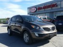 Used 2013 Kia Sportage LX for sale in Newmarket, ON