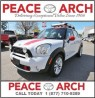 Used 2012 MINI Cooper Countryman S PANOSUNROOF/LEATHER/ROOFRACK/HEATSEAT for sale in Surrey, BC