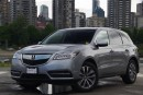Used 2016 Acura MDX Tech *DVD, Navigation* for sale in Vancouver, BC