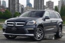 Used 2013 Mercedes-Benz GL350 BT 4MATIC *Premium Package, DVD* for sale in Vancouver, BC