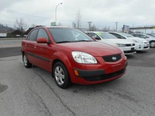 Used 2006 Kia Rio 4dr Sdn LX Auto for sale in Coquitlam, BC
