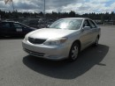Used 2004 Toyota Camry 4DR SDN LE AUTO for sale in Coquitlam, BC