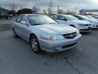 Used 2002 Acura TL 4DR SDN 3.2L for sale in Coquitlam, BC