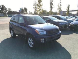 Used 2003 Toyota RAV4 4dr Auto 4WD (Natl) for sale in Coquitlam, BC