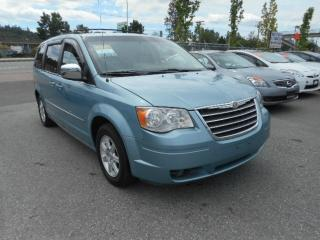Used 2008 Chrysler Town & Country 4DR WGN TOURING for sale in Coquitlam, BC