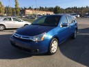 Used 2008 Ford Focus 4DR SDN SE for sale in Coquitlam, BC